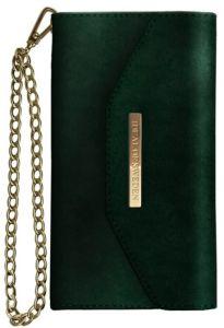 iDeal of Sweden Mayfair Clutch iPhone X/Xs Velvet Green