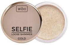 Wibo Selfie Loose Shimmer (2g) Gold