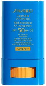 Shiseido Clear Stick UV Protector SPF50 (15g)