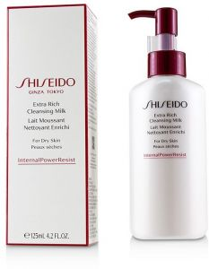 Shiseido Extra Rich Cleansing Milk (125mL)