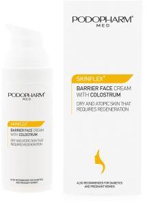 Podopharm Skinflex Barrier Face Cream with Colostrum (50mL)