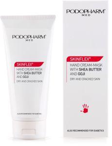 Podopharm Skinflex Hand Cream-Mask with Shea Butter and Goji (75mL)