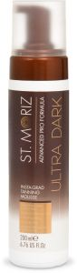 St. Moriz Advanced Pro Formula Mousse (200mL) Ultra Dark