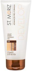 St. Moriz Advanced Pro Formula Velvet Finish Tanning Gel (175mL) Dark