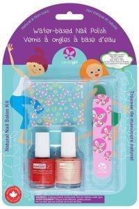 Suncoat Manicure Set For Kids (2x9mL) Little Valentine