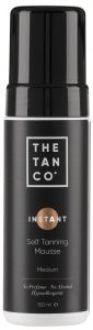 The Tan Co. Self-Tanning Mousse (150mL) Instant/Medium