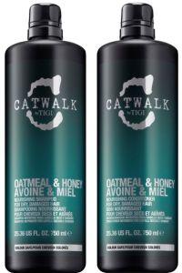 Tigi Catwalk Oatmeal & Honey Duo (2x750mL)