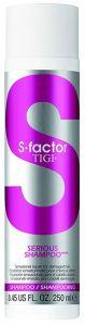 Tigi S-Factor Serious Shampoo