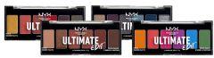 NYX Professional Makeup Ultimate Edit Petite Shadow Palette (7,2g)