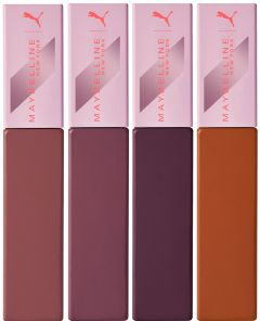 Maybelline New York X Puma Superstay Matte Ink Liquid Lipstick (5mL)