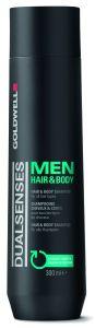 Goldwell DS Men Hair&Body Shampoo (300mL)