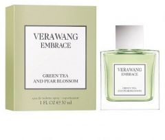 Vera Wang Embrace Green Tea & Pear Blossom EDT (30mL)