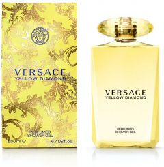 Versace Yellow Diamond Bath & Shower Gel (200mL)