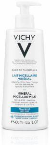 Vichy Purete Thermale Mineral Micellar Milk (400mL)