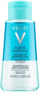 Vichy Purete Thermale Waterproof Eye Makeup Remover (100mL)