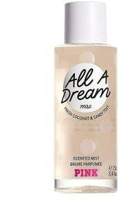 Victoria's Secret Pink Spray All A Dream Scented Body Mist (250mL)