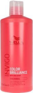 Wella Professionals Invigo Color Brilliance Shampoo (500mL) Fine/Normal Hair