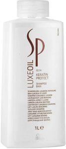 Wella Professionals SP Luxe Oil Keratin Protect Shampoo (1000mL)