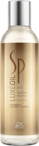 Wella Professionals SP Luxe Oil Keratin Protect Shampoo (200mL)