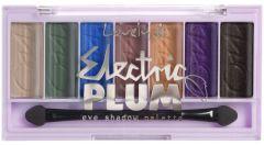 Lovely Electric Plum Eyeshadow Palette
