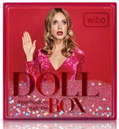 Wibo Doll Box Eyeshadow Palette (9g)