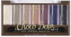 Lovely Choco Bons Eyeshadow Palette (6g)
