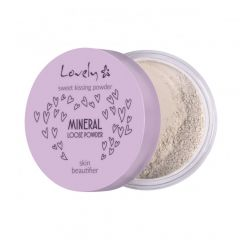 Lovely Mineral Loose Powder