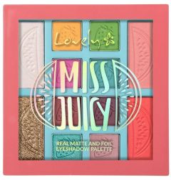 Lovely Miss Juicy Eyeshadow Palette (9g)