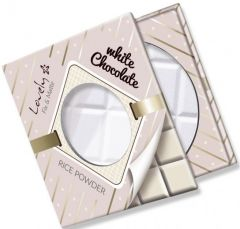 Lovely White Chocolate Rice Powder