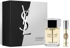 Yves Saint Laurent L'Homme EDT (100mL) + EDT (10mL)